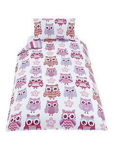 catherine-lansfield-owl-duvet-cover-set