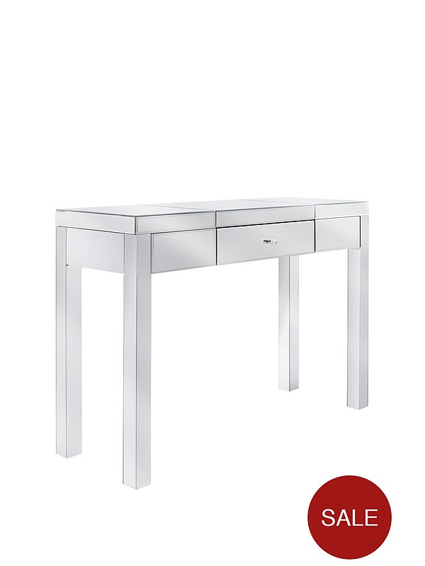 quality design 158a5 c79a5 Parisian Mirrored Dressing Table