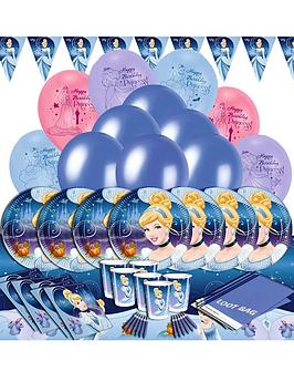 disney-princess-cinderella-ultimate-party-kit-for-16-children