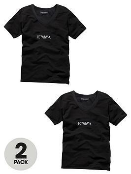 emporio-armani-bodywear-mens-t-shirts-2-pack