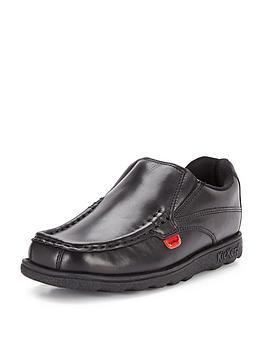 kickers-boys-fragma-slip-on-school-shoes-black