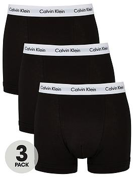 calvin-klein-core-trunks-3-pack-black