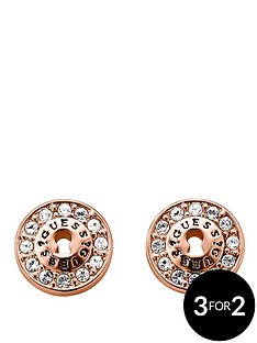 guess-crystal-detail-and-rose-gold-plated-earrings