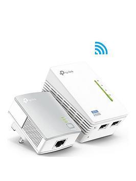 tp-link-tl-wpa4220kit-internet-extender-av-600mbps-powerline-wi-fi-kit