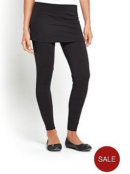 joe-browns-the-essential-2-in-1-leggings-black