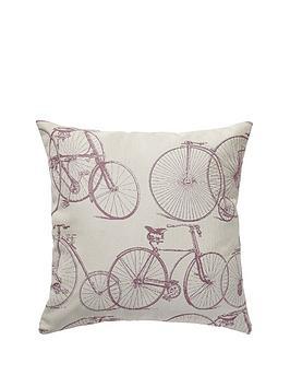 repeat-bike-print-cushion