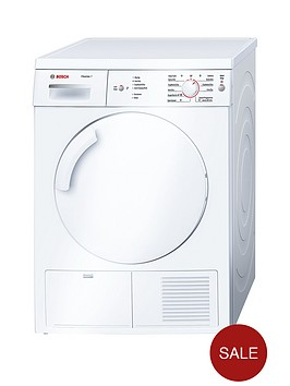 bosch-serie-6-classixx-wte84106gb-7kg-load-condenser-tumble-dryer-with-sensitive-drying-system-white