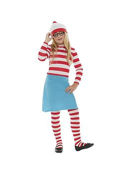 wheres-wally-wheres-wally-wendanbsp--childs-costume