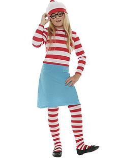 wheres-wally-wheres-wally-wendanbsp--childs-costume