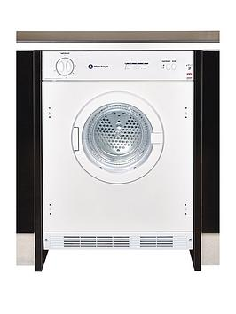 white-knight-c43aw-6kg-load-integrated-vented-tumble-dryer-white