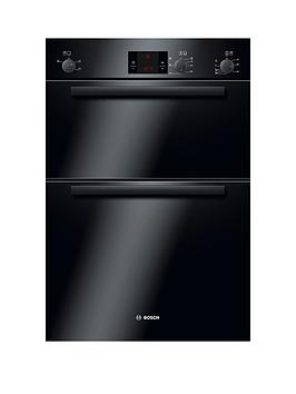 bosch-hbm13b261b-classixx-built-in-multi-function-hot-air-double-oven-black