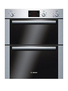 bosch-serienbsp6nbsphbn13b251b-classixx-60cm-built-under-double-hot-air-oven-brushed-steel