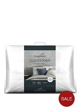 snuggledown-of-norway-clusterdown-pillow-pair