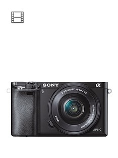 sony-sony-a6000-compact-system-camera-with-16-50mm-lens-and-fe-50mm-f18-lens-bundle-black