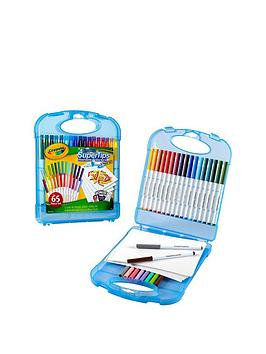 crayola-supertips-washable-markers-and-paper-set