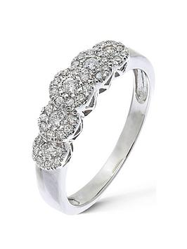 love-diamond-9-carat-white-gold-35-point-5-cluster-eternity-ring