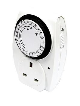 masterplug-24-hour-mechanical-timer