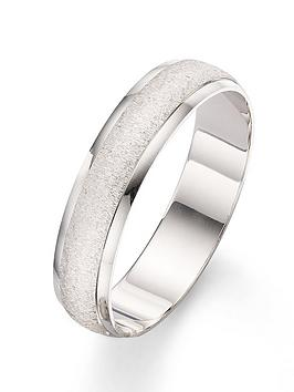 love-gold-9-carat-white-gold-5mm-patterned-wedding-band