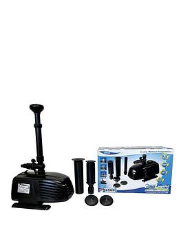 lotus-otter-legend-2500-pond-pump-with-3-year-guarantee