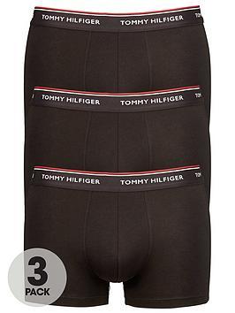 tommy-hilfiger-premium-essentials-trunk-3-pack-black