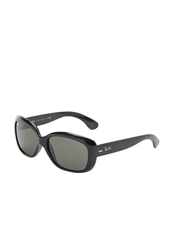 Schatz als seltenes Gut erstaunlicher Preis heiß-verkaufende Mode Jackie O Sunglasses - Black