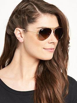 ray-ban-gradient-lens-aviator-sunglasses--nbsprose-gold