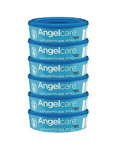 angelcare-refill-cassettes-6-pack