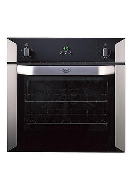 belling-bi60fp-60cm-built-in-single-fan-electric-oven-stainless-steel