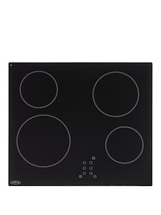 belling-ch60tx-60cm-built-in-touch-control-ceramic-hob-black