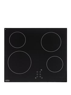 belling-ch60tx-60cm-built-in-touch-control-ceramic-hob-black