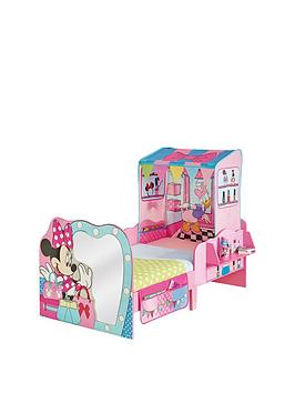 minnie-mouse-toddler-feature-bed