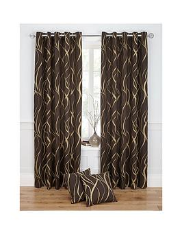 metallic-printed-lined-eyelet-curtains