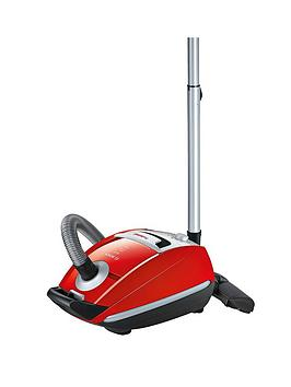 bosch-bsgl5pt2gb-power-animal-bagged-cylinder-vacuum-cleaner-red