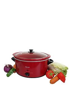 swan-sf11041b-55-litre-slow-cooker-red