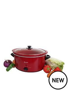 swan-swan-55-litre-slow-cooker-red