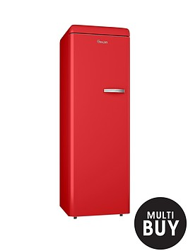 swan-sr11040-60cm-retro-tall-freezer-red