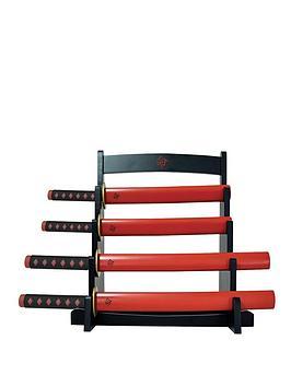 samurai-knife-set