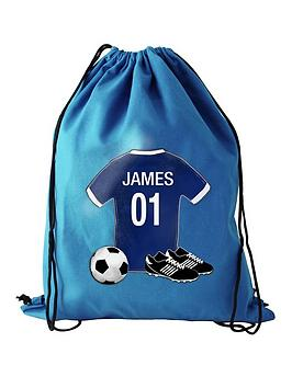 the-personalised-memento-company-personalised-football-swim-bag