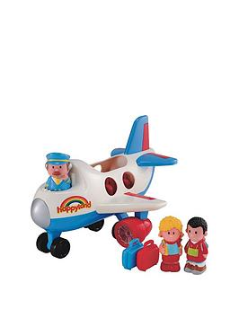 early-learning-centre-happyland-plane