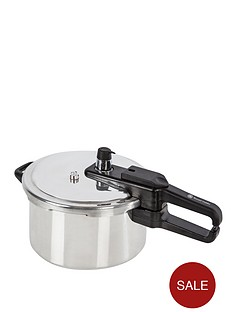 russell-hobbs-rh003-7-litre-aluminium-pressure-cookernbspwith-free-21yrnbspextended-guarantee