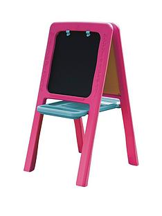 early-learning-centre-art-easel-pink
