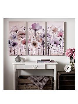 graham-brown-classic-poppy-trio-canvas