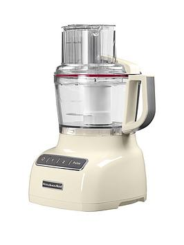 kitchenaid-5kfp0925bac-21l-food-processor-cream