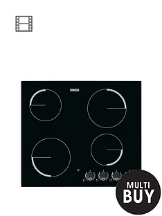 zanussi-zev6940fba-60cm-built-in-ceramic-hob-black