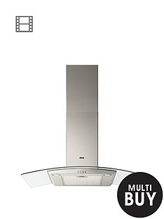 zanussi-zhc9234x-90cm-built-in-cooker-hood-stainless-steel
