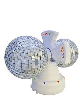 twin-rotating-led-disco-ball