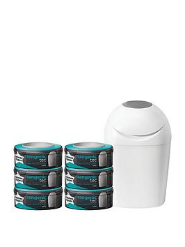 tommee-tippee-nappy-disposal-starter-pack