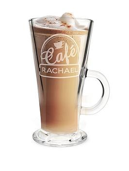 personalised-bistro-latte-glass