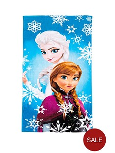 disney-frozen-towel