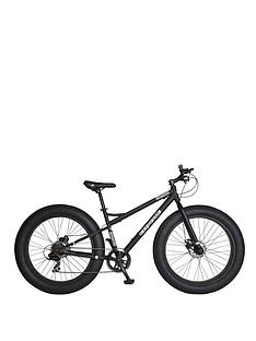 coyote-fat-tyre-unisexnbspmountain-bike-17-inch-frame